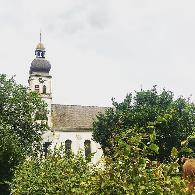 Kirchliche Trauung in St. Vit