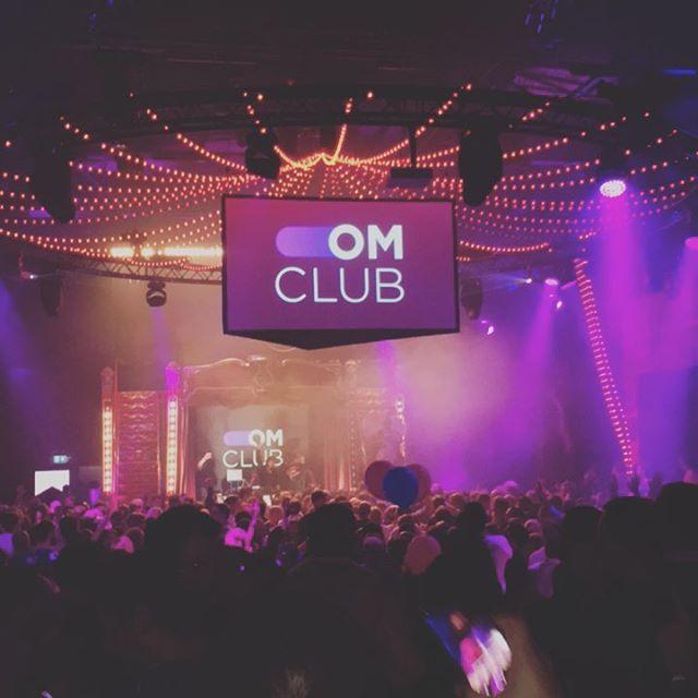 Ommmm Club! #partyhard