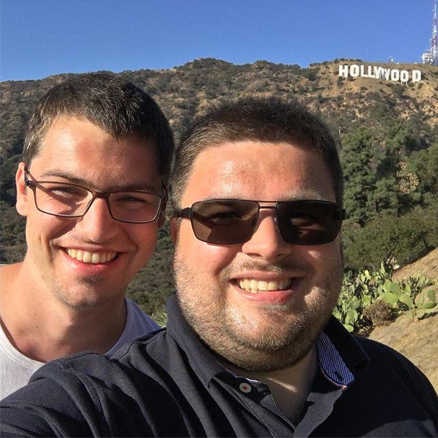 Und Action! Grüße aus Los Angeles! #roadtrip #losangeles #hollywood