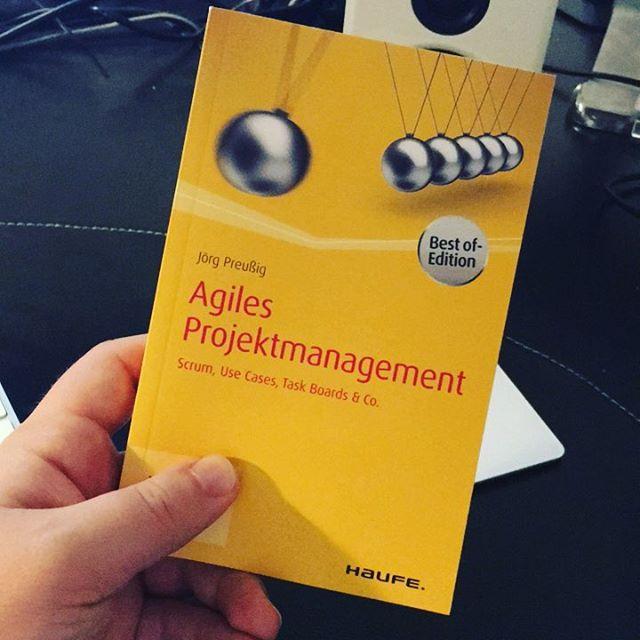 Mal einen Blick in die agile Projektwelt wagen. #projectmanagement #agile #scrum