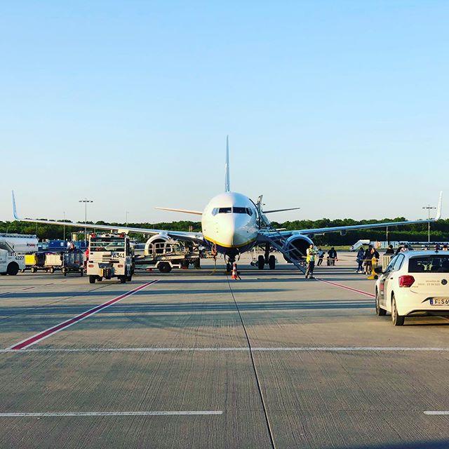 Boing 737 ️ #ryanair #cgn #boing #737800