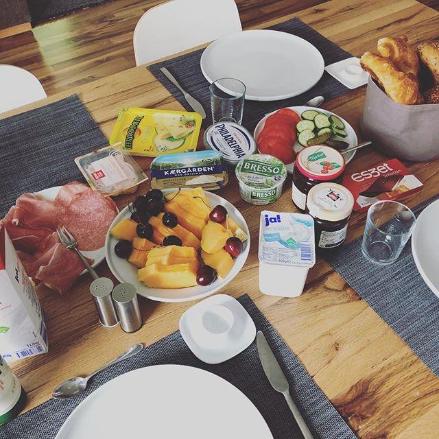 German Frühstück  ️