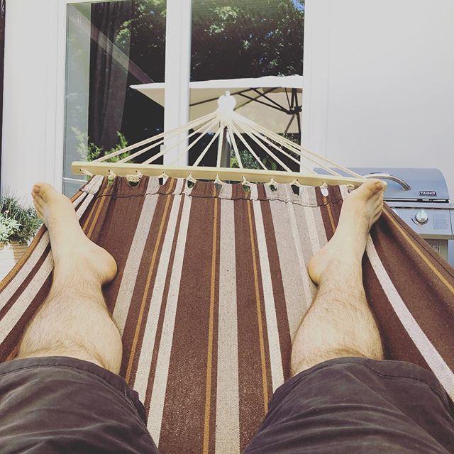 Ein Leben in der Hängematte #sommer