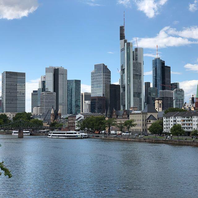 Impressionen aus #Frankfurt