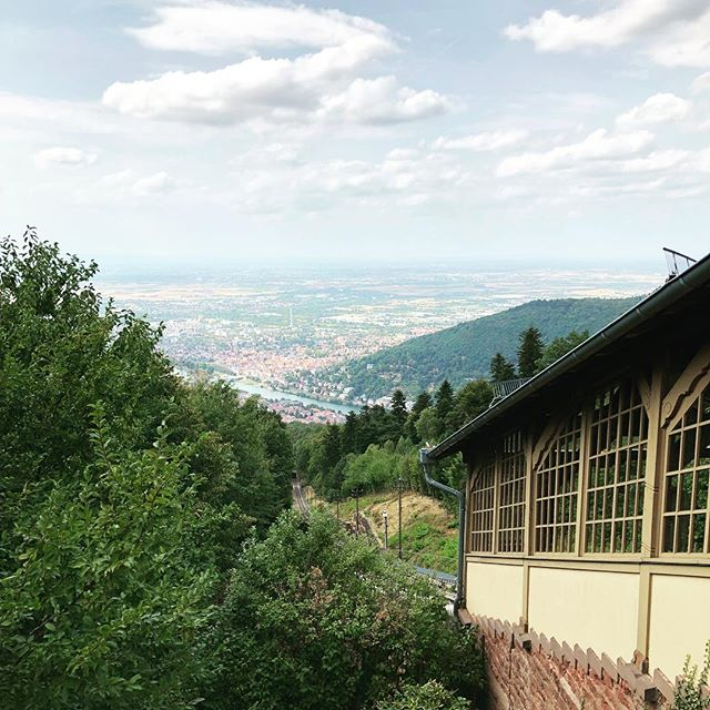 Grüße aus Heidelberg